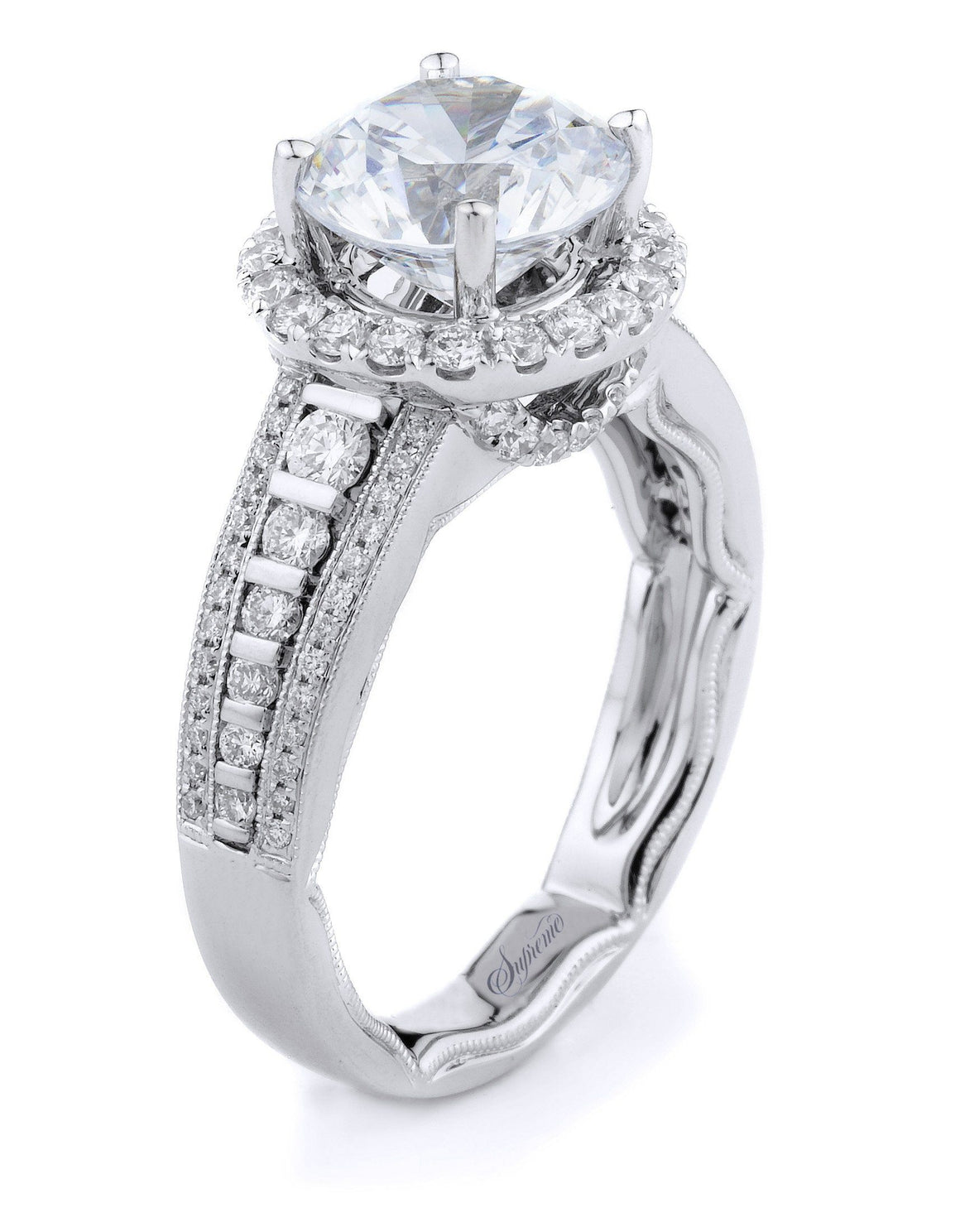 Supreme - SJU1696RS, Engagement Ring, Supreme Jewelry - Birmingham Jewelry