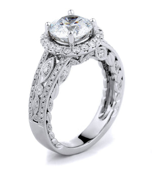 Supreme Jewelry Supreme - SJU1705RS Engagement Ring - Birmingham Jewelry