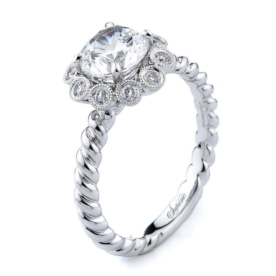 Supreme Jewelry Supreme - SJU2797R Engagement Ring - Birmingham Jewelry