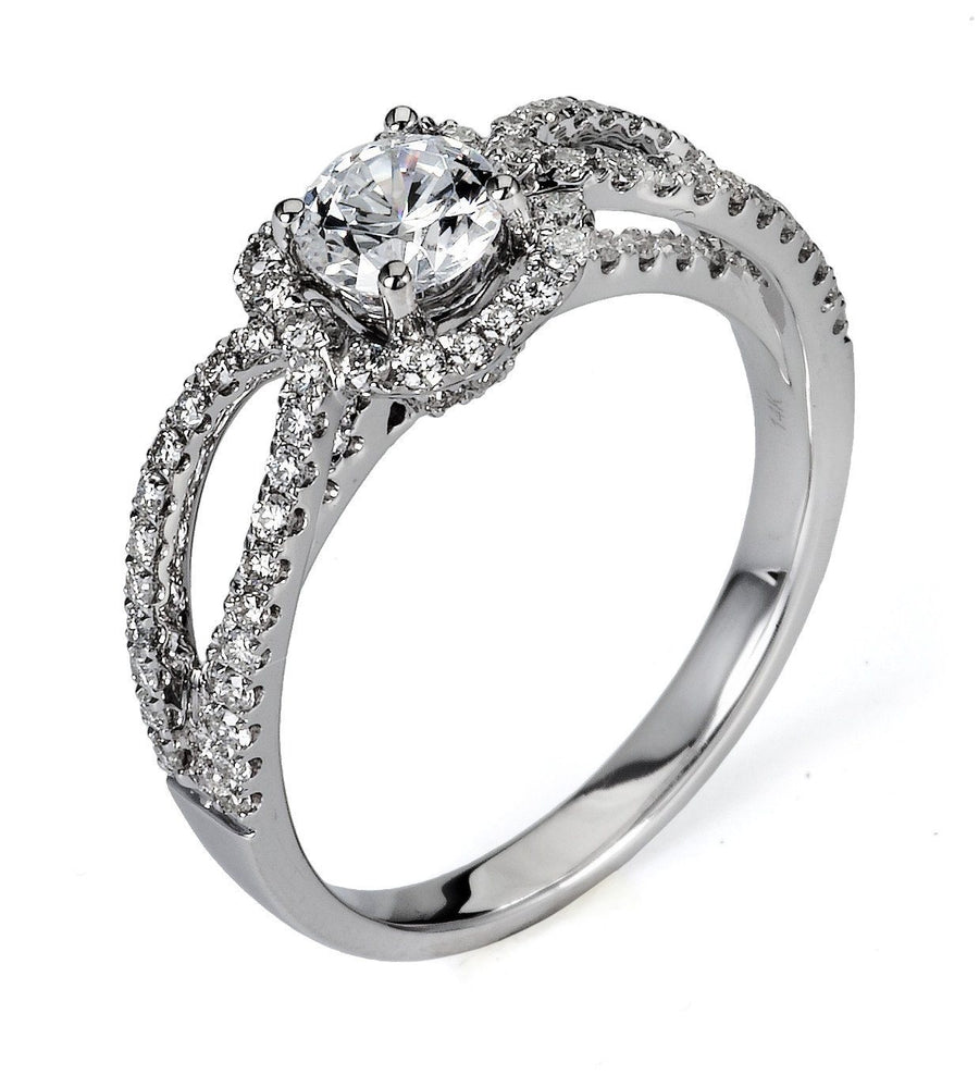 Supreme Jewelry Supreme - SJU921R Engagement Ring - Birmingham Jewelry