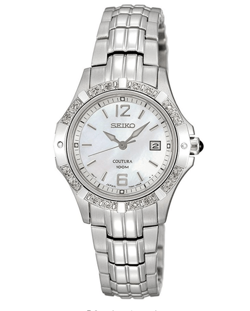 Seiko - SXDE19, Women's Watch, SEIKO - Birmingham Jewelry