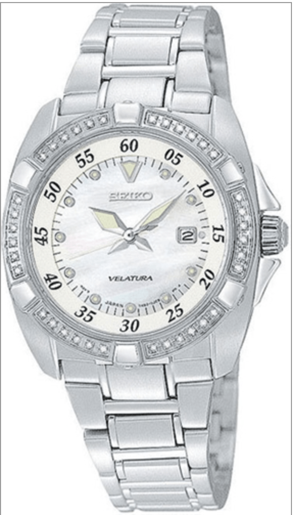 Seiko - SXDA19, Women's Watch, SEIKO - Birmingham Jewelry