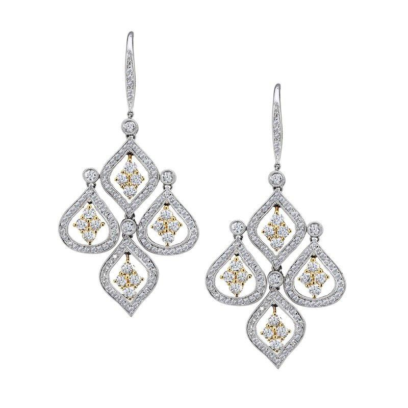 Supreme - 136794, Women's Earrings, Supreme Jewelry - Birmingham Jewelry