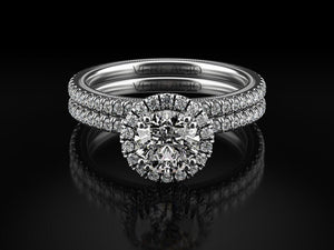 VERRAGIO TRADITION - TR120HR Engagement Ring - Birmingham Jewelry