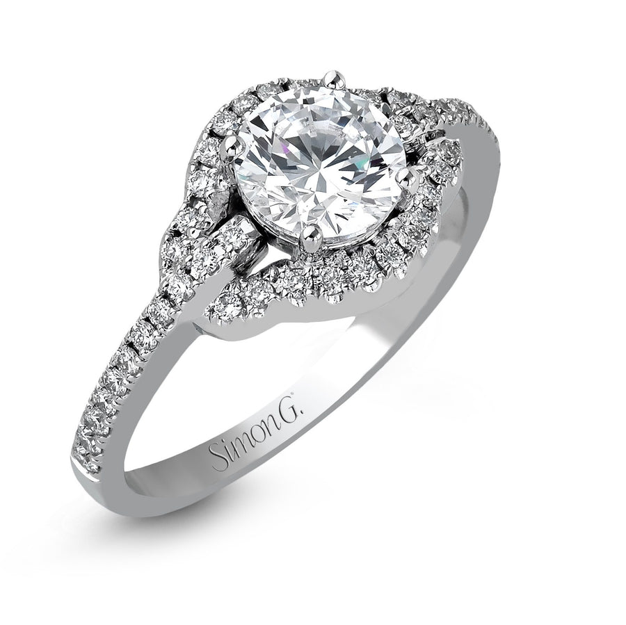Simon G - TR155, Engagement Ring, Simon G - Birmingham Jewelry