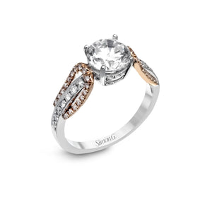Simon G Simon G - TR198 Engagement Ring - Birmingham Jewelry