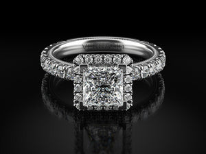 VERRAGIO TRADITION - TR210HP Engagement Ring - Birmingham Jewelry