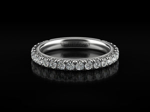 VERRAGIO TRADITION - TR210W Wedding Band - Birmingham Jewelry