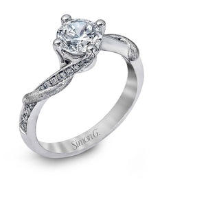 Simon G -TR427, Engagement Ring, Simon G - Birmingham Jewelry