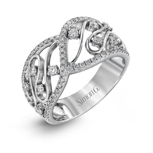 Simon G Simon G - TR503 Women's Band - Birmingham Jewelry