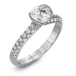 Simon G Simon G - TR583 Engagement Ring - Birmingham Jewelry