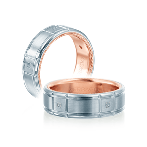 VWD-7909, Wedding Band, Verragio - Birmingham Jewelry
