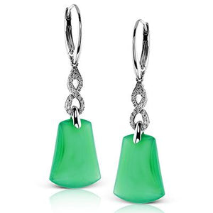 ZEGHANI - ZE456, Color Earrings, ZEGHANI - Birmingham Jewelry