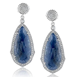 ZEGHANI - ZE491, Color Earrings, ZEGHANI - Birmingham Jewelry
