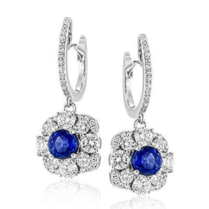 ZEGHANI ZEGHANI - ZE647 Color Earrings - Birmingham Jewelry