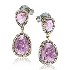 ZEGHANI ZEGHANI - ZE649 Color Earrings - Birmingham Jewelry