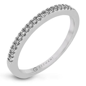 ZEGHANI - ZR1032 (Band), Wedding Band, ZEGHANI - Birmingham Jewelry