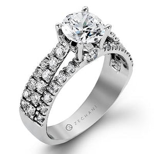 ZEGHANI - ZR120, Engagement Ring, ZEGHANI - Birmingham Jewelry
