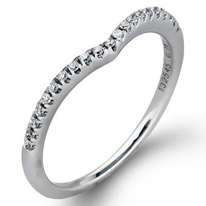 ZEGHANI ZEGHANI - ZR121 (Band) Engagement Ring - Birmingham Jewelry