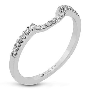 ZEGHANI - ZR1230 (Band), Wedding Band, ZEGHANI - Birmingham Jewelry