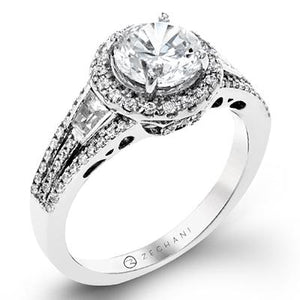 ZEGHANI ZEGHANI - ZR1316 Engagement Ring - Birmingham Jewelry