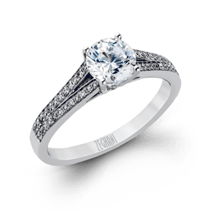 ZEGHANI ZEGHANI - ZR226 Engagement Ring - Birmingham Jewelry