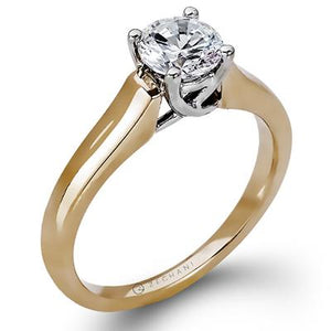 ZEGHANI ZEGHANI - ZR412 Hanover Engagement Ring - Birmingham Jewelry