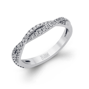 ZEGHANI - ZR717 Myrtle (Band), Wedding Band, ZEGHANI - Birmingham Jewelry
