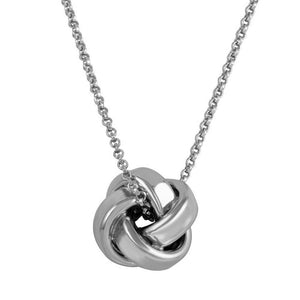 Birmingham Jewelry - Knot Pendant Necklace - Birmingham Jewelry