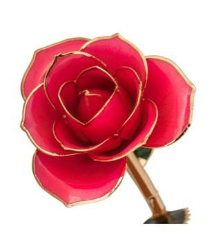 Birmingham Jewelry - Pretty In Pink - 24K Dipped Rose - Birmingham Jewelry
