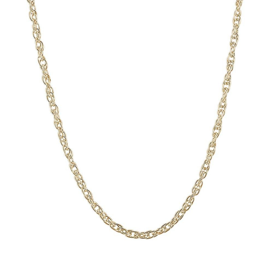 Birmingham Jewelry - Rembrandt Charms - Rope Chain Necklace - 33-0087 - Birmingham Jewelry