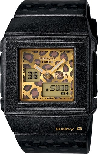Casio - BABY-G BGA200KS-1E KE$HA collaborate - Birmingham Jewelry