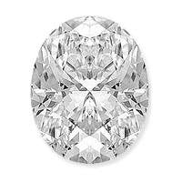 GemFind - 0.51 Carat Oval Diamond - Birmingham Jewelry