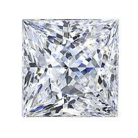 GemFind - 0.90 Carat Princess Diamond - Birmingham Jewelry