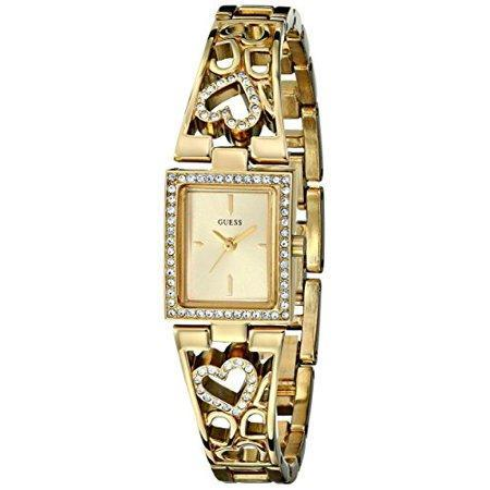 Guess - GUESS Devotion Gold-tone Ladies Watch - Birmingham Jewelry
