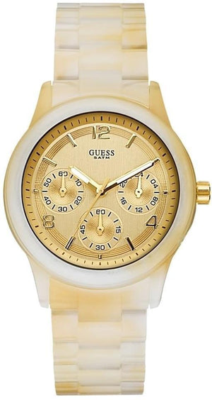 Guess - Guess Women Horn Acrylic Bracelet Watch - Birmingham Jewelry