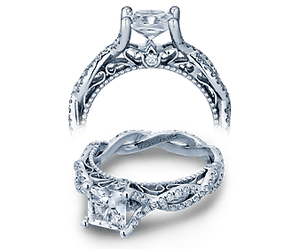 VENETIAN-5031, Engagement Ring, Verragio - Birmingham Jewelry
