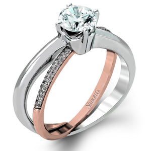 Simon G - MR1906, Engagement Ring Set, Simon G - Birmingham Jewelry