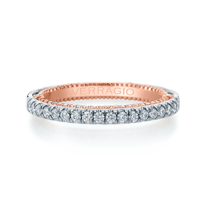VENETIAN-5067W-2WR, Wedding Band, Verragio - Birmingham Jewelry