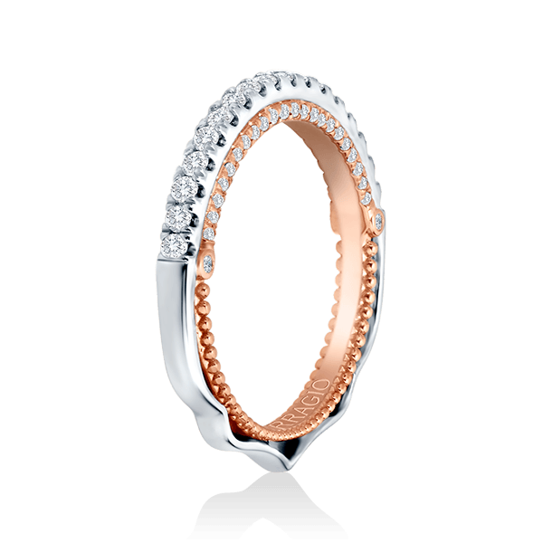 Verragio VENETIAN-5067W-2WR Wedding Band - Birmingham Jewelry