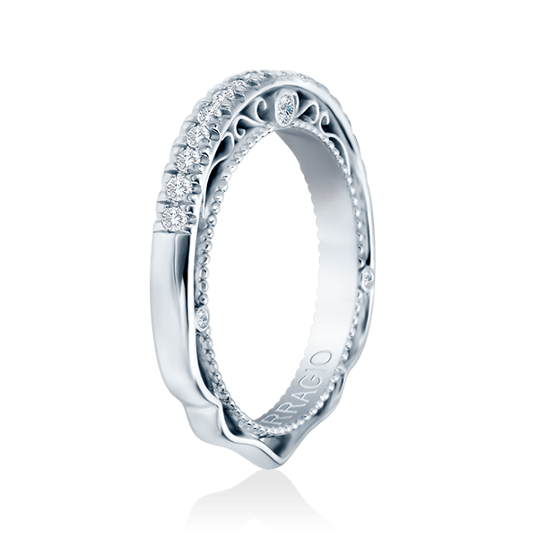 Verragio VENETIAN-5077W Wedding Band - Birmingham Jewelry