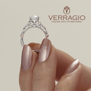 Verragio PARISIAN-DL100 Engagement Ring - Birmingham Jewelry