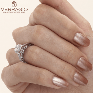 Verragio PARISIAN-107CU Engagement Ring - Birmingham Jewelry
