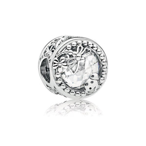 Pandora - Pandora - 797047CZ - Enchanted Nature Charm - Birmingham Jewelry