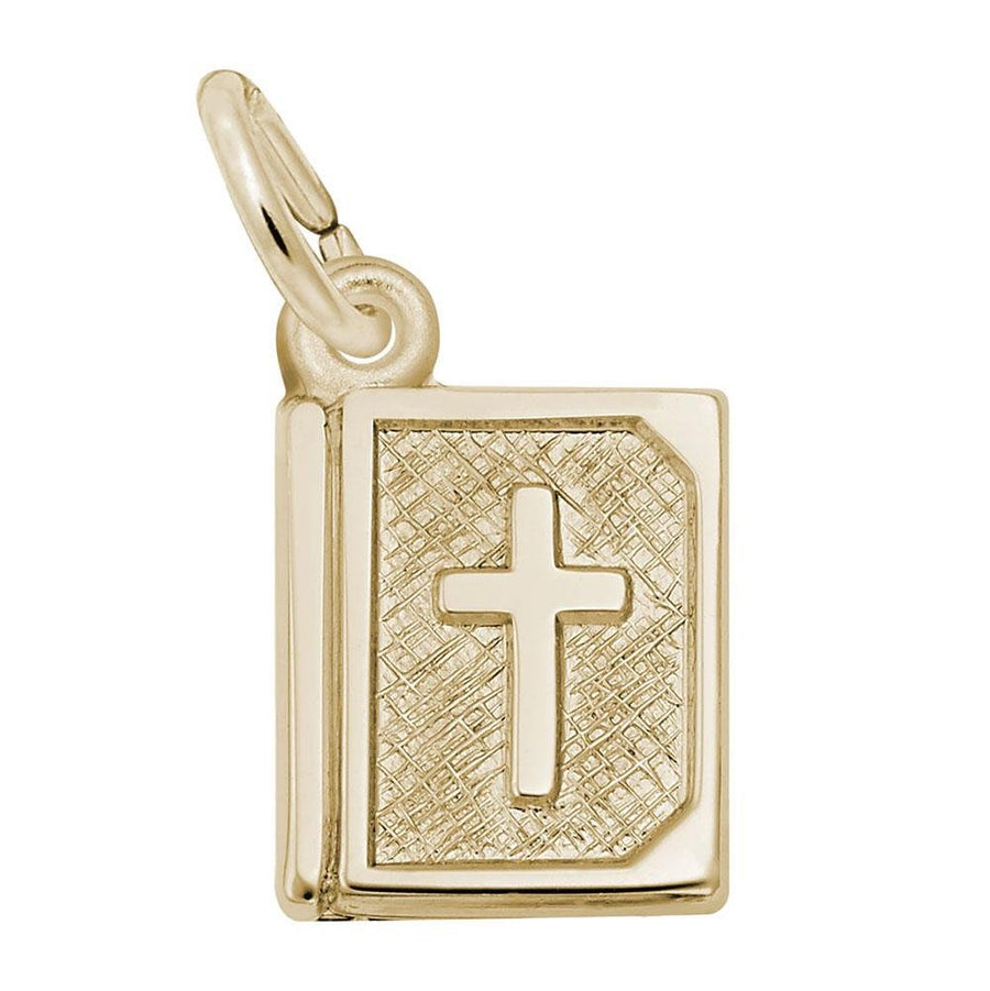 Rembrandt Charms - Rembrandt Charms - Bible Accent Charm - 1228 - Birmingham Jewelry