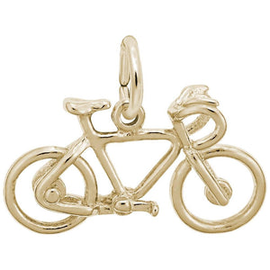 Rembrandt Charms - Rembrandt Charms - Road Bike Charm - 3921 - Birmingham Jewelry