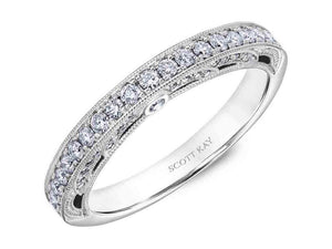 SCOTT KAY - Scott Kay - SK5107 - Parisi (Band) - Birmingham Jewelry