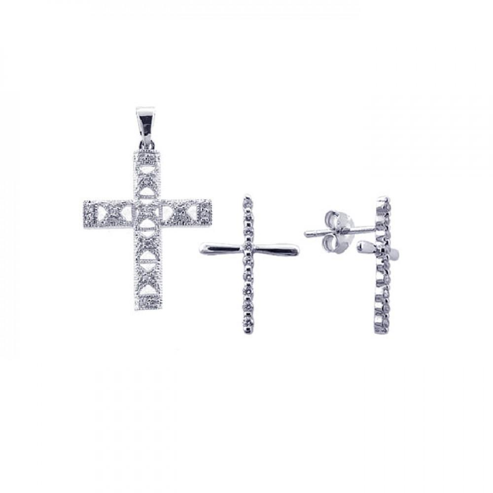 Cross Set - Birmingham Jewelry