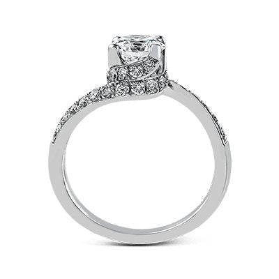 ZEGHANI ZEGHANI - ZR457 Engagement Ring - Birmingham Jewelry
