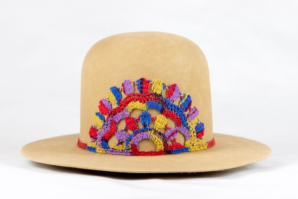 Psychedelic Four - BKMC | The Brooklyn Millinery Company